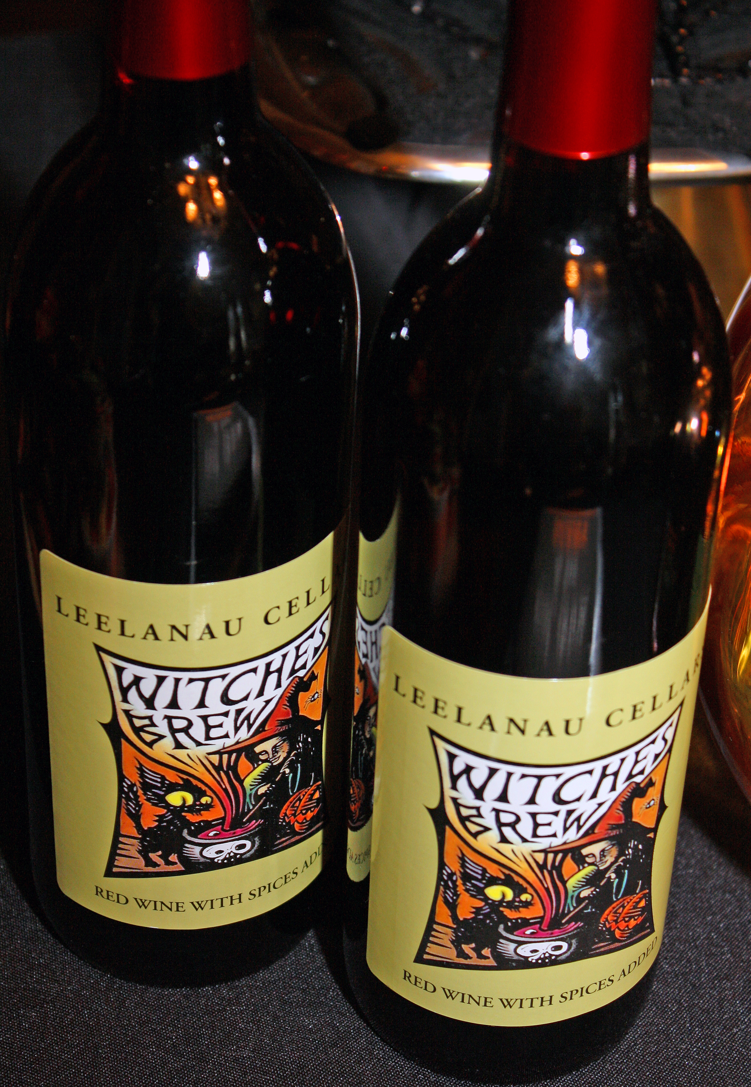 wine and halloween – half past wine o'clock